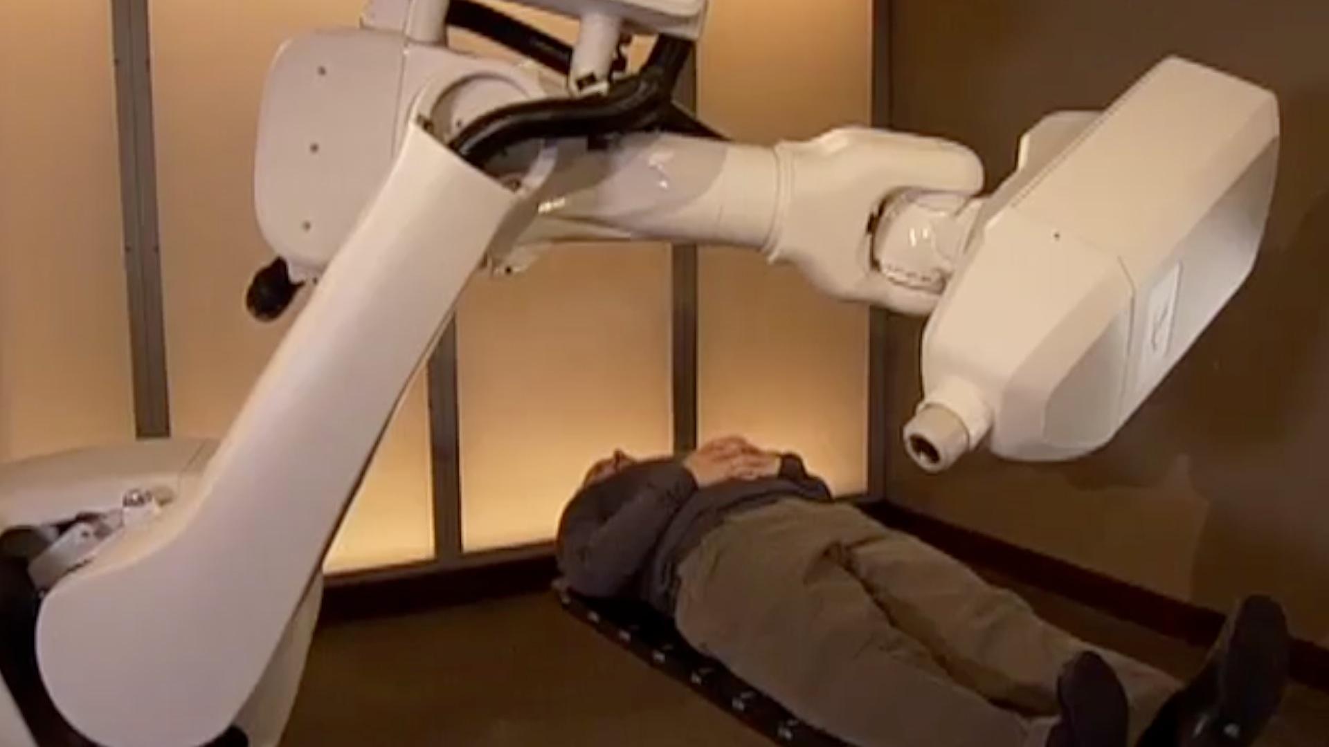 Лечение рака предстательной железы на кибер-ноже