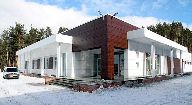 Центра ядерной медицины в Екатеринбурге