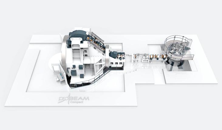 Проект системы ProBeam