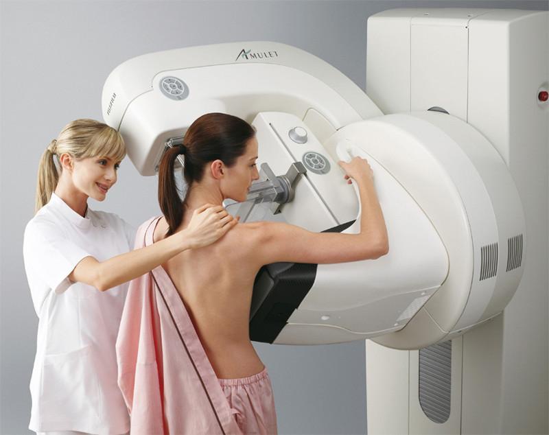Маммография – высокоточный и безопасный метод диагностики рака молочной железы